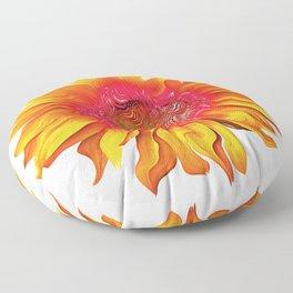 Sunflower 18 Floor Pillow