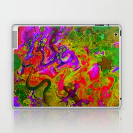 Rainbow Snakes Laptop & iPad Skin
