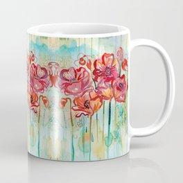 River Poppies Coffee Mug