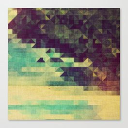 the midnight zone Canvas Print