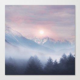 Pastel vibes 11 Canvas Print