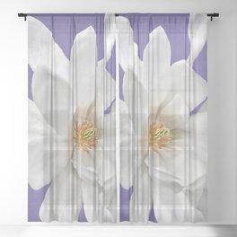 Magnolia Sheer Curtain