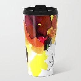 bloomy September Travel Mug