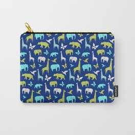Origami Jungle Carry-All Pouch