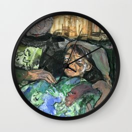 patrick with children Wall Clock
