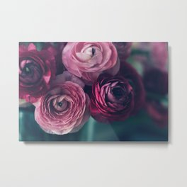 Yours Truly Metal Print