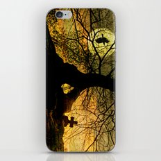 A mysterious place iPhone & iPod Skin