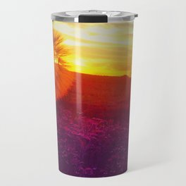 The dandelion Travel Mug