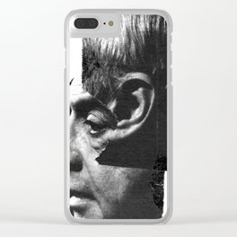 uh? Clear iPhone Case
