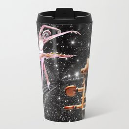Violin and Ballet Dancer number 1 Metal Travel Mug