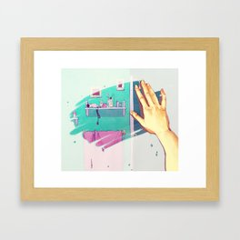 Dissociation Framed Art Print