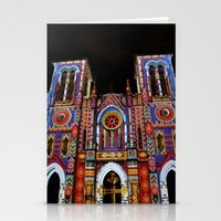 saga Stationery Cards featuring The Saga: 3 by Roam Images