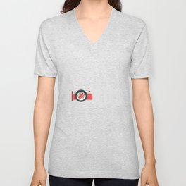 Focus Camera | Photographer Photography Profession Unisex V-Neck