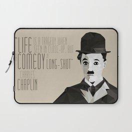 Chaplin Scomposition Laptop Sleeve