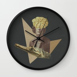 Nimble  Wall Clock