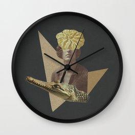 Nimble  Wall Clock