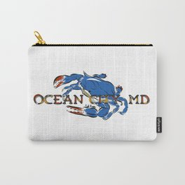 Ocean City Blue Crab Carry-All Pouch