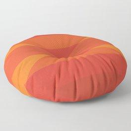 Oculus Home Red Orange Pillow Floor Pillow