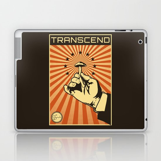 Transcend Laptop & iPad Skin