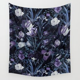 EXOTIC GARDEN - NIGHT XII Wall Tapestry