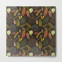 My favorite color is october- autumnal leaves pattern by originalaufnahme
