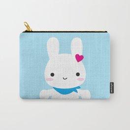 Super Cute Kawaii Bunny Carry-All Pouch