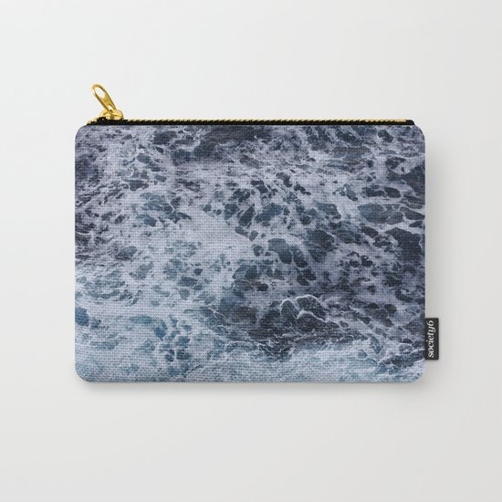 Ocean's Lullaby Carry-All Pouch