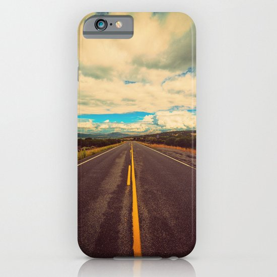 Big Sky Country iPhone & iPod Case