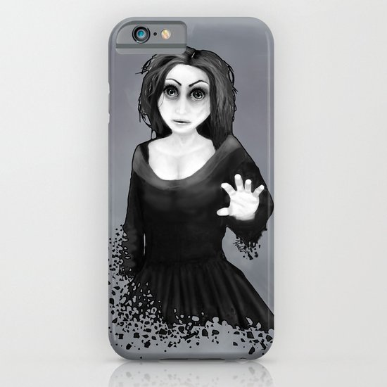 Disintegration iPhone & iPod Case