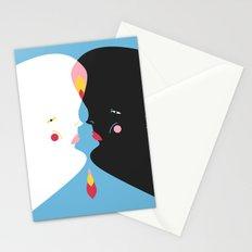 emotional stuff Stationery Cards
