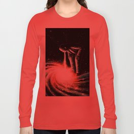 Cosmic Vomit Long Sleeve T-shirt