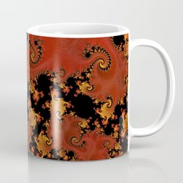 Fanning The Flames Coffee Mug