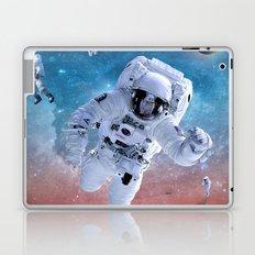 space astronaut Laptop & iPad Skin