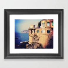 Sorrento! Framed Art Print