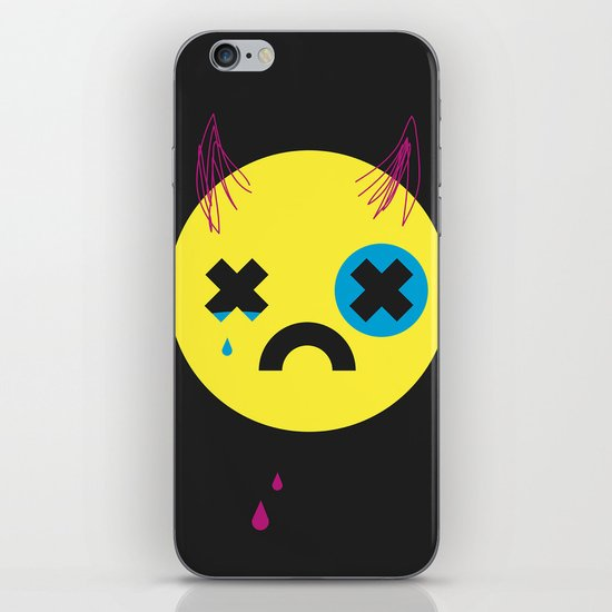 All Day Every Day iPhone & iPod Skin