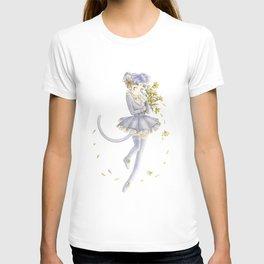 Diana´s human form Sailormoon fanart T-shirt