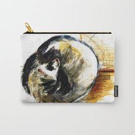 Little furet Sleepy Ferret Carry-All Pouch