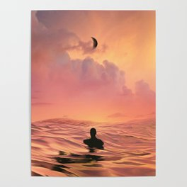 The Lost Swimmer Poster