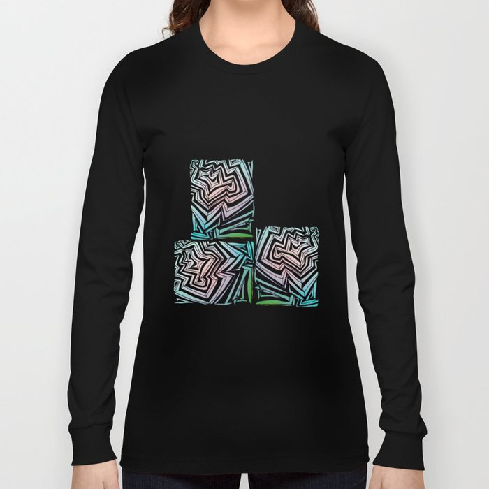 Stack Long Sleeve T-shirt