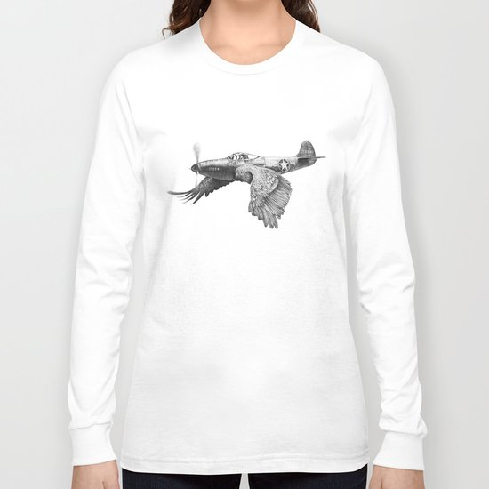 In which it's a bird. It's a plane. Long Sleeve T-shirt