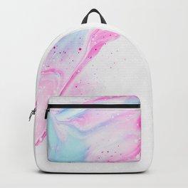 Giltter ink Backpack