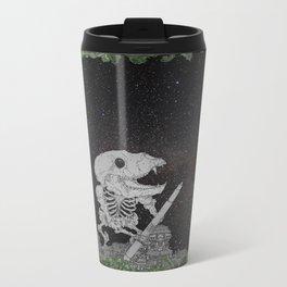 Metaversal Moratorium Metal Travel Mug