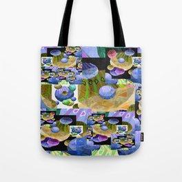 Abstract Organic Study II Tote Bag