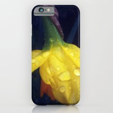 Drops on Daffodil  iPhone 6s Slim Case