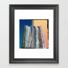 The Quivering Complex! Framed Art Print
