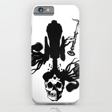 Flesh, Bone, Blood, Love iPhone 6s Slim Case