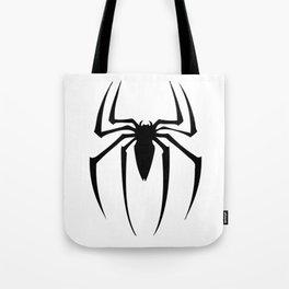 black spidey sense Tote Bag