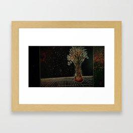 Hopolop Framed Art Print