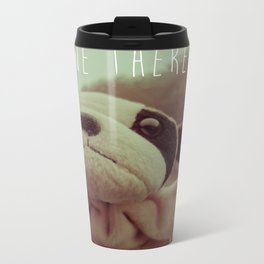 Are We There Yet? Metal Travel Mug