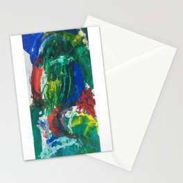 its the paint Stationery Cards
